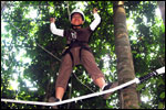 High Ropes Course - Postman Walk