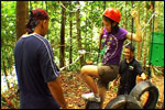 Low Ropes Course -Tyre Traverse