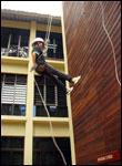Individual Challenge Abseiling
