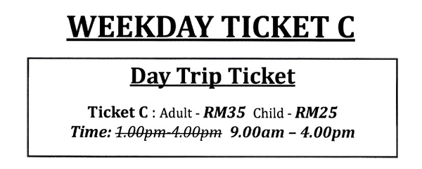 Day Trip Promotion